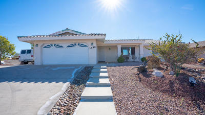 Lake Havasu City Single Family Home For Sale: 2896 Thistle Dr