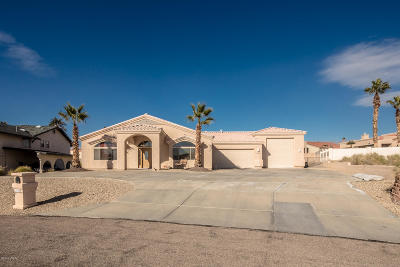 Lake Havasu City Single Family Home For Sale: 2713 Plaza Verde