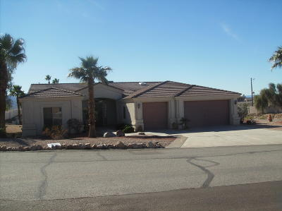 Single Family Home For Sale: 745 Little Dr