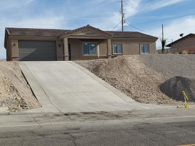 Lake Havasu City Single Family Home For Sale: 3340 Monte Carlo Ave