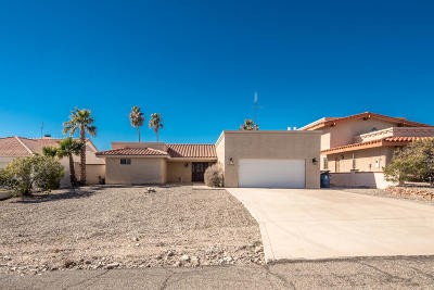 Lake Havasu City Single Family Home For Sale: 725 Paseo Granada