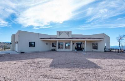 Kingman Single Family Home For Sale: 4024 E Buckskin Ln