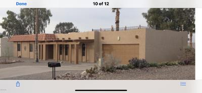 Lake Havasu City Single Family Home For Sale: 2485 Viejo Dr