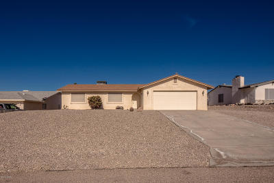 Single Family Home For Sale: 730 Papoose Dr