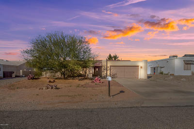 Lake Havasu City Single Family Home For Sale: 2097 Chip Dr