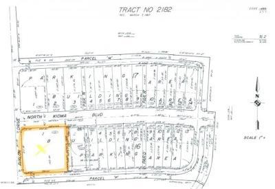 Lake Havasu City Residential Lots & Land For Sale: 2660 N Kiowa Blvd
