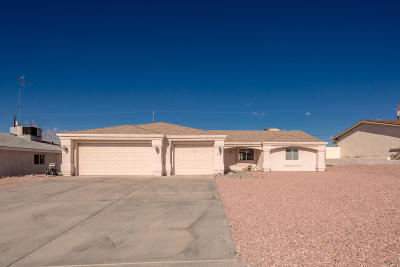 Lake Havasu City Single Family Home For Sale: 3283 S Kiowa Blvd