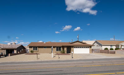 Lake Havasu City Single Family Home For Sale: 3277 Palo Verde Blvd N