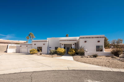 Lake Havasu City Single Family Home For Sale: 3880 N Chelsea Cir
