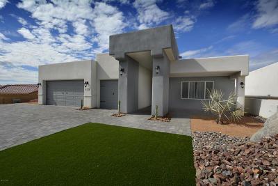 Lake Havasu City AZ Single Family Home For Sale: $699,500