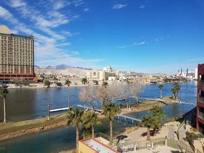 Bullhead City Condo/Townhouse Active W/Contingency: 251 Moser Ave #302