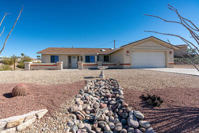 Lake Havasu City Single Family Home For Sale: 2315 Angler Dr