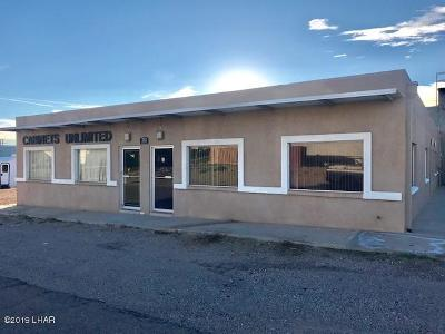 Lake Havasu City Commercial Lease For Lease: 703 Enterprise Dr