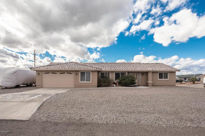 Lake Havasu City Single Family Home For Sale: 3243 Chanute Dr