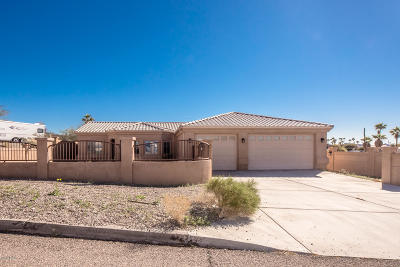 Lake Havasu City Single Family Home For Sale: 2724 Briarcrest Dr