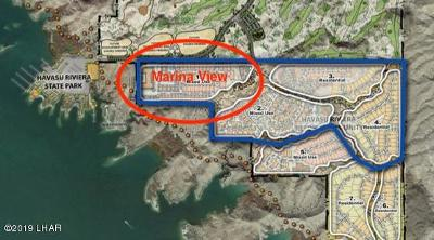 Lake Havasu City Residential Lots & Land For Sale: 2267 Marina View Ave