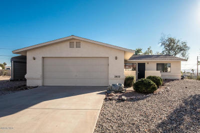 Lake Havasu City Single Family Home For Sale: 2872 Sombrero Dr