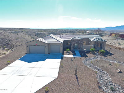 Bullhead City Single Family Home For Sale: 1796 Marble Canyon Dr