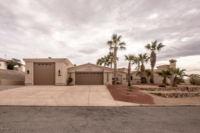 Lake Havasu City Single Family Home For Sale: 2730 Castaway Dr