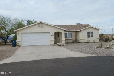 Lake Havasu City Single Family Home For Sale: 1511 Conestoga Ln