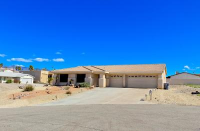 Lake Havasu City Single Family Home For Sale: 2188 Otter Ln