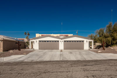 Lake Havasu City Multi Family Home For Sale: 1803 Magnolia Dr