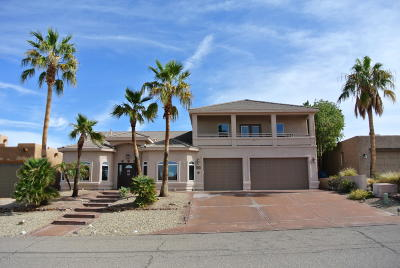 Lake Havasu City Single Family Home For Sale: 2878 Plaza Del Oro