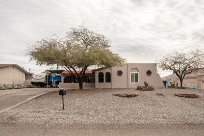 Lake Havasu City Single Family Home For Sale: 2394 Seabring Dr