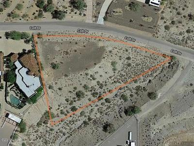Lake Havasu City Residential Lots & Land For Sale: 4164 Colt Dr