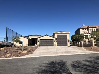 Lake Havasu City Single Family Home For Sale: 2269 Cup Ln