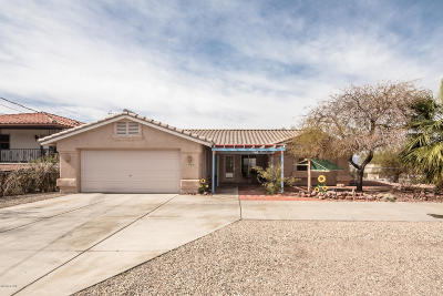 Lake Havasu City Single Family Home For Sale: 3460 La Mesa Dr