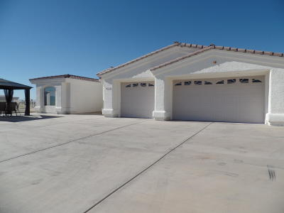 Lake Havasu City Single Family Home For Sale: 3525 Kiowa Blvd S