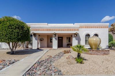 Lake Havasu City Single Family Home For Sale: 2185 Jamaica Blvd S