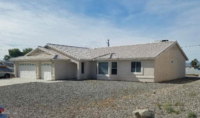 Lake Havasu City Single Family Home For Sale: 3077 Newport Dr