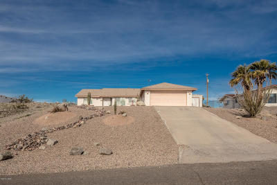 Lake Havasu City Single Family Home For Sale: 3085 Caravan Dr