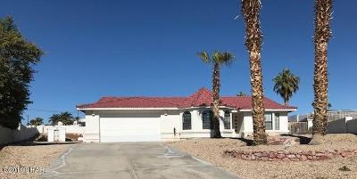 Lake Havasu City Single Family Home For Sale: 2313 Daytona Loop