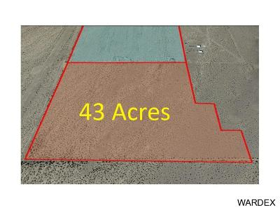 La Paz County Residential Lots & Land For Sale: 48551 65 St