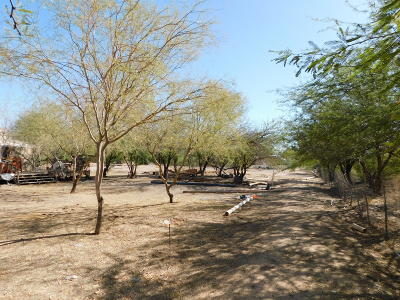 Bouse Residential Lots & Land For Sale: 27438 Az-72