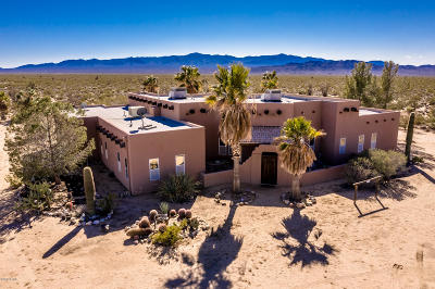 Yucca Single Family Home For Sale: 17311 S Custer Rd