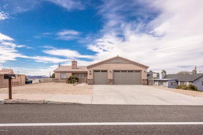 Lake Havasu City Single Family Home For Sale: 841 Thunderbolt Ave