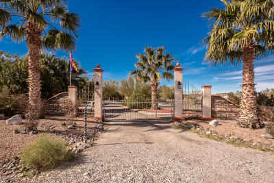Havasu Heights Single Family Home For Sale: 7787 N Sky View Dr