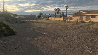 Lake Havasu City Residential Lots & Land For Sale: 3890 Whaler Dr