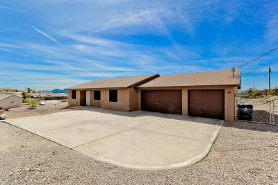 Lake Havasu City Single Family Home For Sale: 3357 Dune Dr