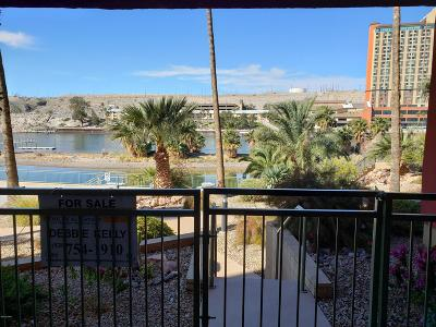 Bullhead City Condo/Townhouse For Sale: 251 Moser Ave #7