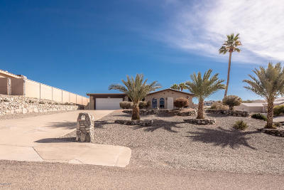 Lake Havasu City Single Family Home For Sale: 2633 Cliffwood Plz