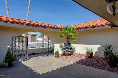 Lake Havasu City Single Family Home For Sale: 2190 Jamaica Blvd S