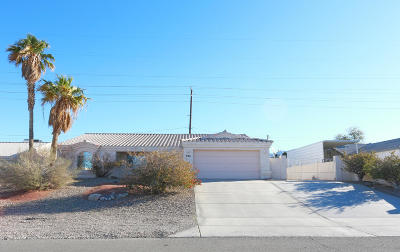 Lake Havasu City Single Family Home For Sale: 906 Desert View Dr