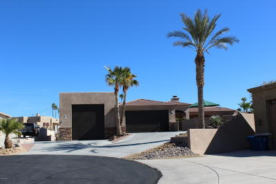 Lake Havasu City Single Family Home For Sale: 910 Fremont Pl