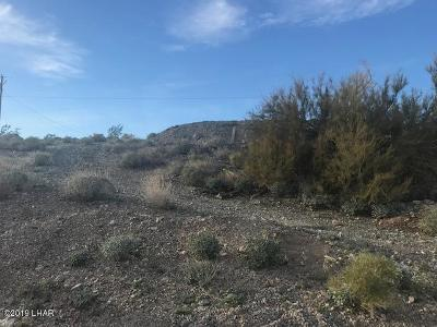Lake Havasu City Residential Lots & Land For Sale: 3351 Dune Dr