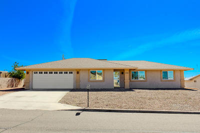 Lake Havasu City Single Family Home For Sale: 3790 Tahitian Dr